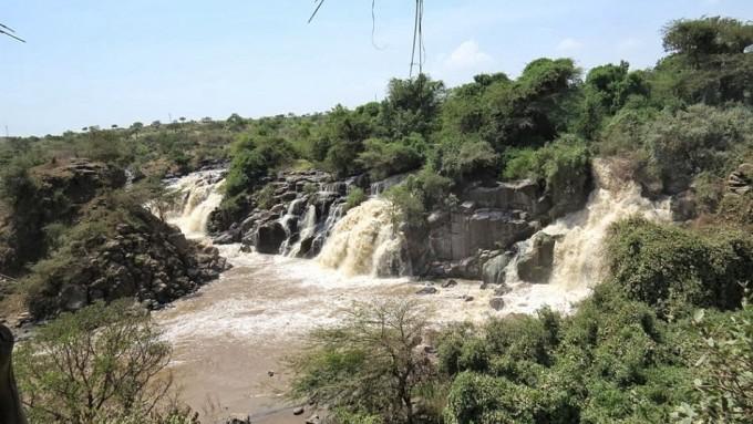 Hoteles en el Parque Nacional de Awash etiopia