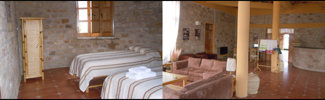 Viaje a Etiopía - Hotel Agroro Lodge