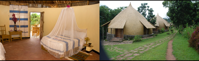 Viaje a Etiopía -  Hotel Aregash