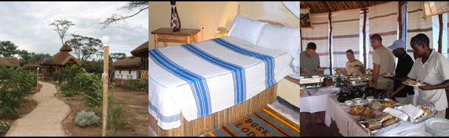 Viaje a Etiopía -  Hotel Buska Lodge