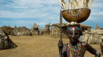 Lugares de interés en Etiopía
