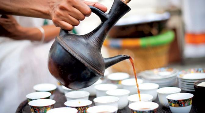 el origen del cafe en etiopia