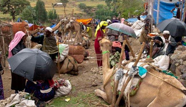 Viaje a Etiopía norte de 10 días