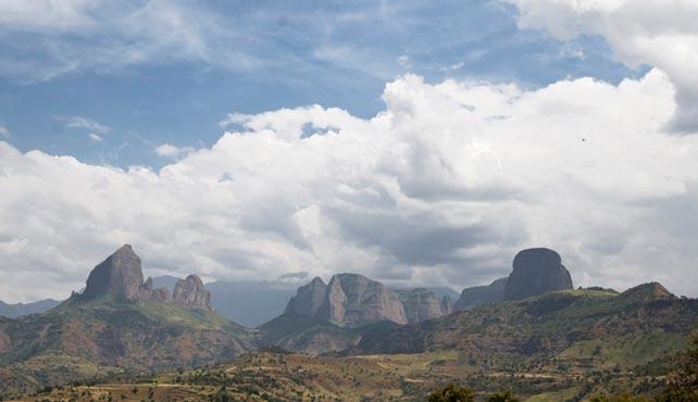 viaje etiopia y montañas simien 9 dias