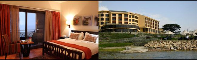 Viaje a Etiopía - Hotel Haile Resort