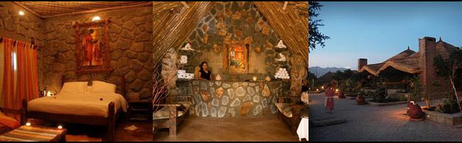 Viaje a Etiopía- Hotel Kuriftu