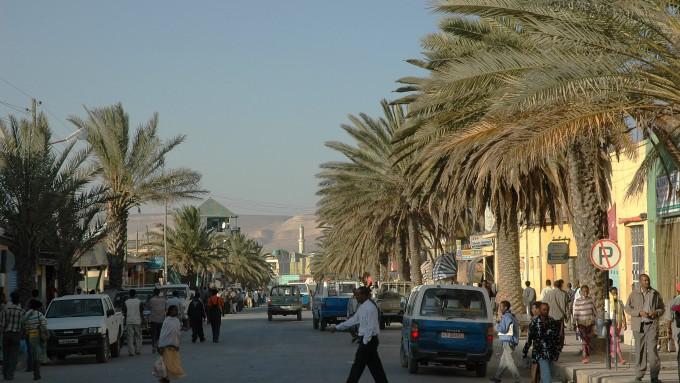 Hoteles en Mekele