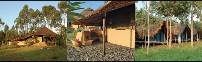Viaje a Etiopía - Hotel Omo Eco Resort