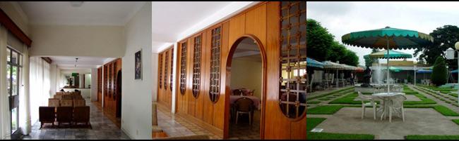 Viaje a Etiopía - Hotel Palace hotel