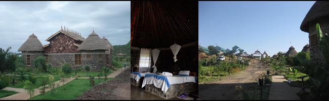 Viaje a Etiopía - Hotel Paradise
