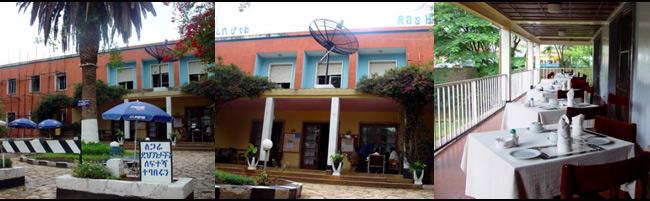 Viaje a Etiopía -  Hotel Ras