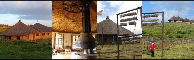 Viaje a Etiopía - Hotel Simien