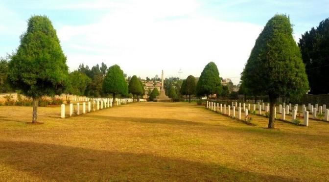 cementerio militar de Addis Abeba