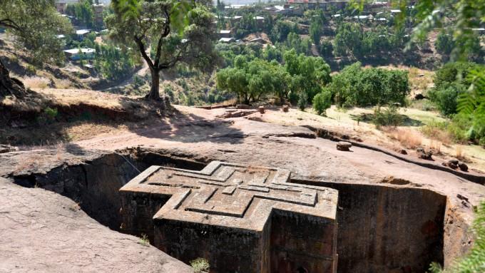 Viaje a Etiopía en grupo, Ruta norte y sur