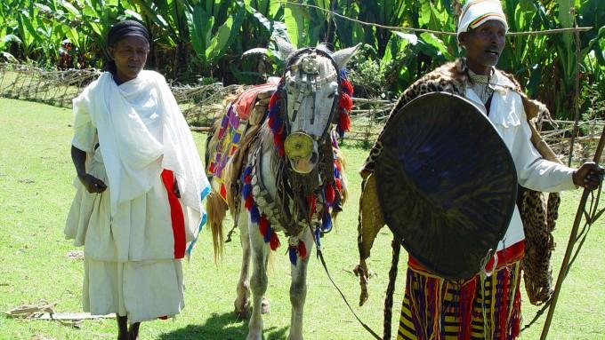 Wolayta de Etiopía