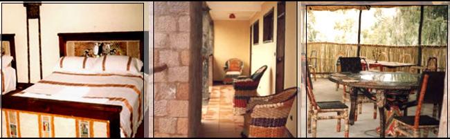 Viaje a Etiopía- Hotel Yemera