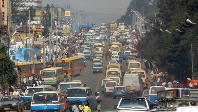 hoteles en Addis Abeba