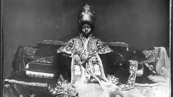 Zewditu, la primera jefa de estado en Etiopía y en el mundo.