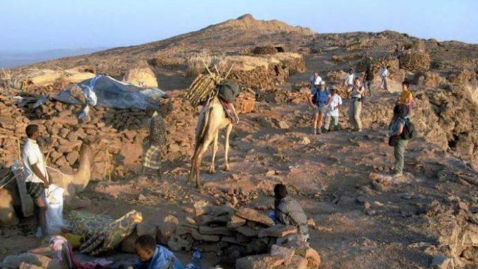 Expedición Geológica Desierto de Danakil en Etiopía