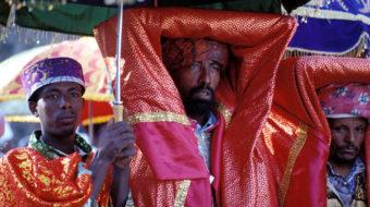 Viaje a Etiopía. En Grupo. Timkat 2019