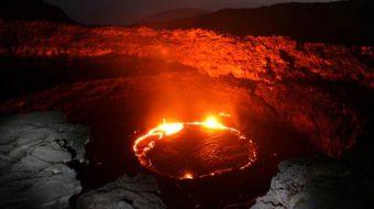 Viaje a Etiopía. En Grupo. Prospección: Expedición Geológica Desierto de Danakil