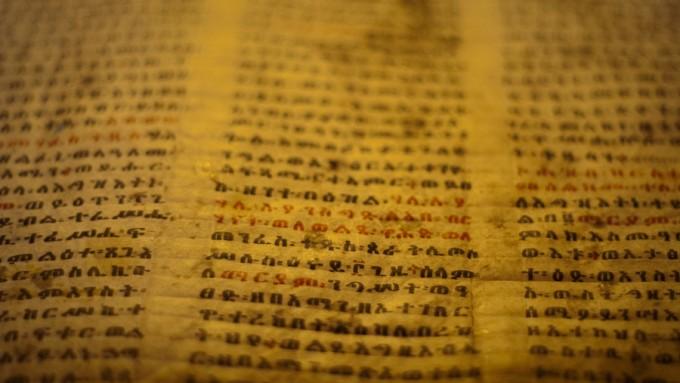 idiomas de etiopia