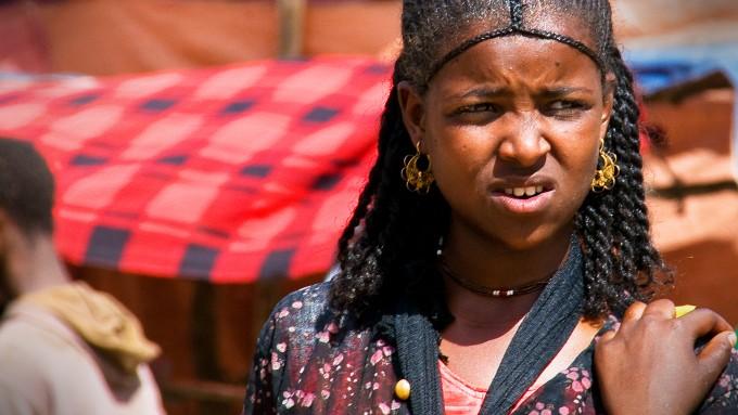 Oromo Etiopia pueblo