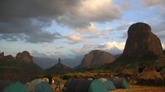 Trekking en las Montañas Simien de Etiopía