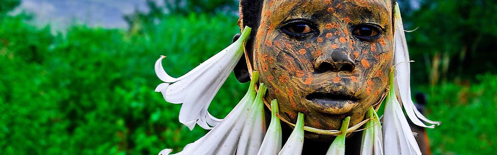 Viaje a Etiopía. Aventura Territorio Surma y Valle del Omo