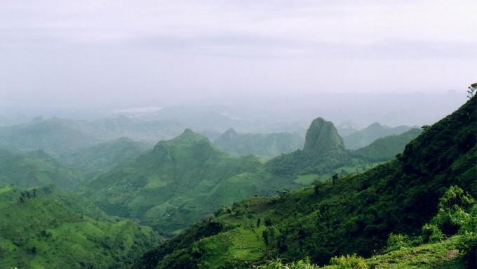 parque nacional montañas simien